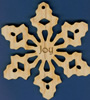 Joy Inspirational Snowflake