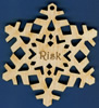 Risk Inspirational Snowflake
