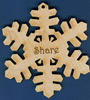 Share Inspirational Snowflake