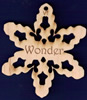 Wonder Inspirational Snowflake Design 27