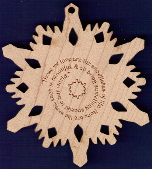 Snowflakes From Vermont A Variety Of Inspirational Spiral Phrases Delectable Snowflake Love Quotes