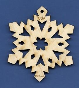 Snowflake design 33