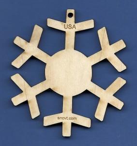 Snowflake design 34