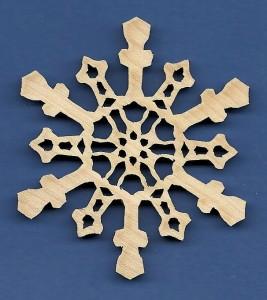 Snowflake design 36