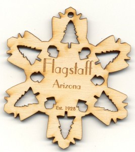 Flagstaff Snowflake