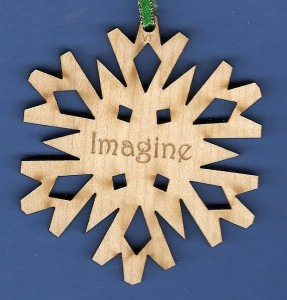 Imagine Inspirational Snowflake Design 35