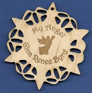 Memorial Snowflake