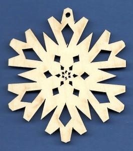 Snowflake design 35