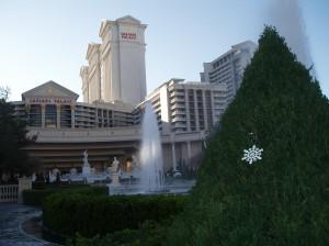 Snowflake in Las Vegas